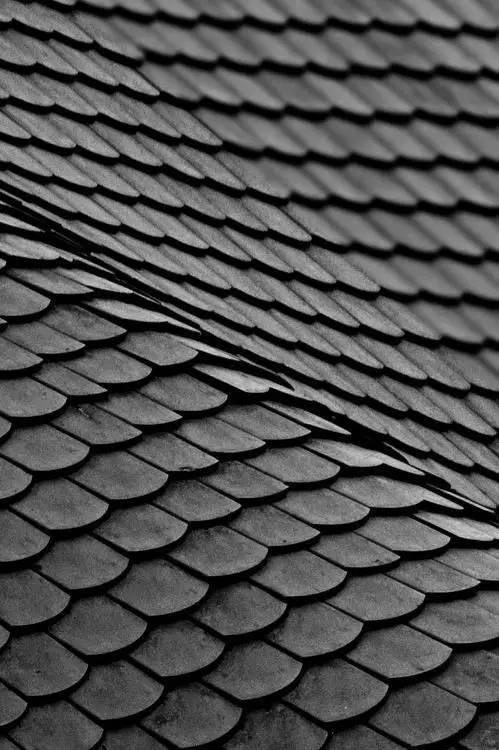 屋顶上的创意丨瓦片_14