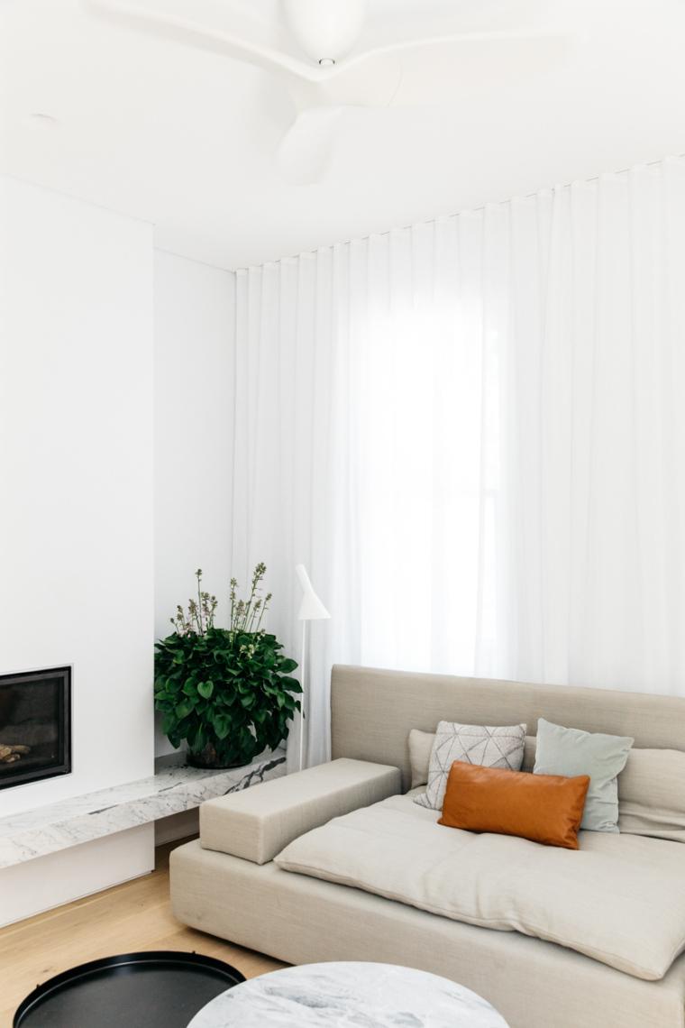 悉尼:清新优雅的住宅改造计划_6