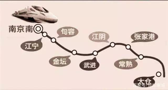 上海大都市圈轨道交通详解:城轨互连!通勤高铁、铁路密布_8