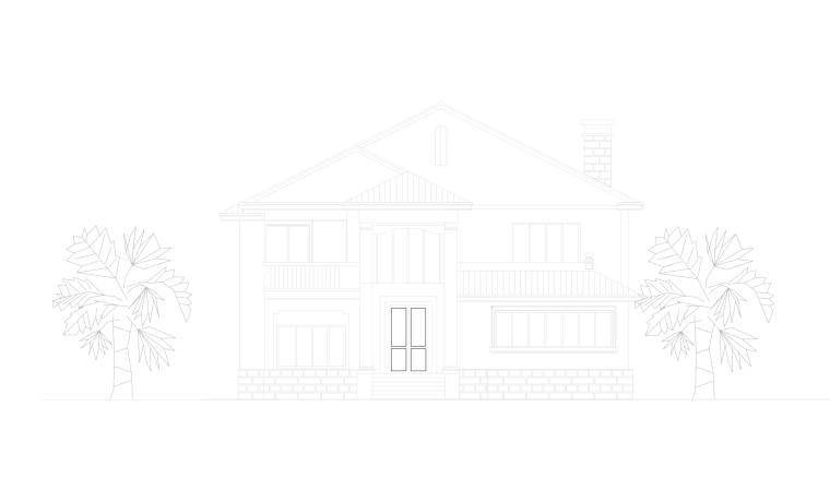 百余种万科住宅平面图