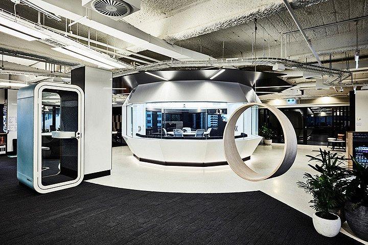 澳大利亚Axiom设计公司总部