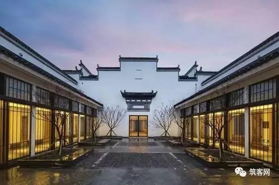 为何中式合院别墅越来越流行?_4