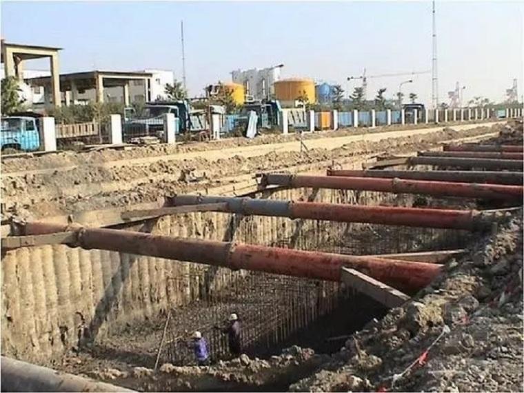 深基坑支护工程施工技巧