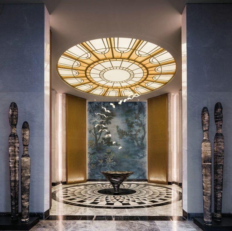Neo-Art Deco獨特風尚優雅型售樓中心設計方案