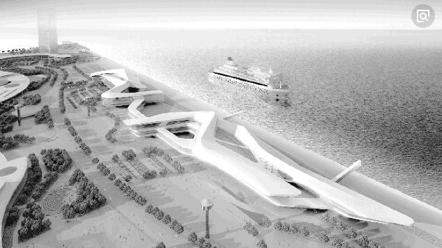 论述bim技术在港口工程中的应用