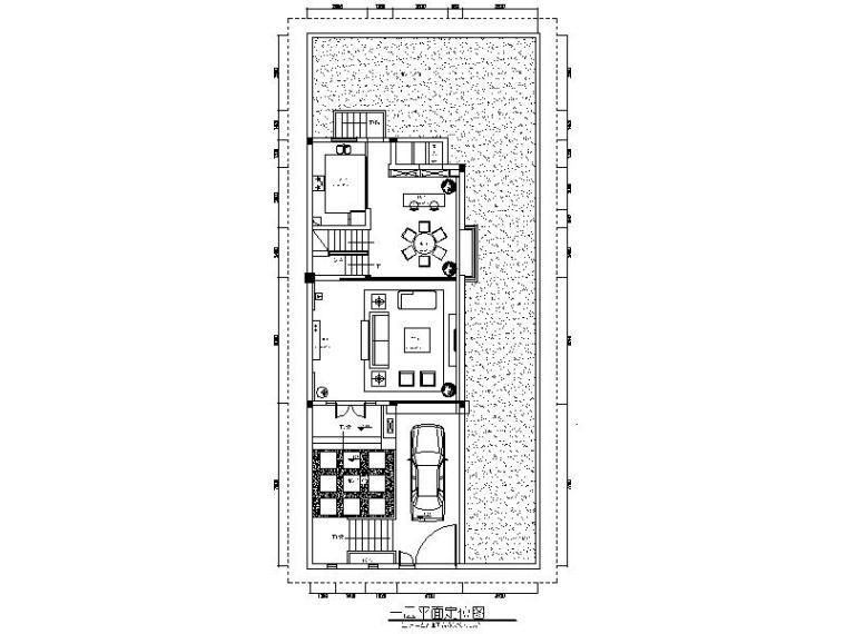 [淮安]现代风格高档别墅设计施工图(含效果图)