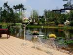 广州南沙时代南湾住宅景观
