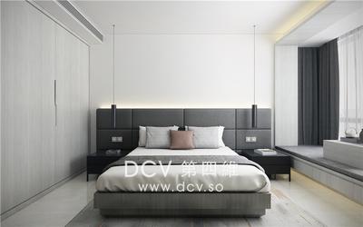 西安口碑最好的极简平层别墅设计-紫汀苑_6