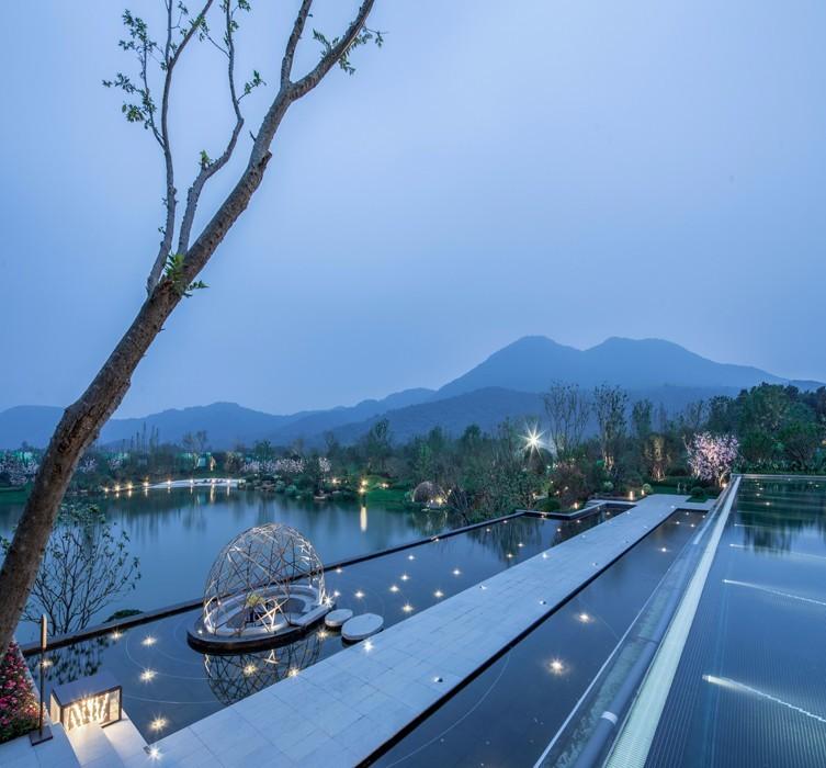 南京新城住宅新中式住宅景观-1 (7)