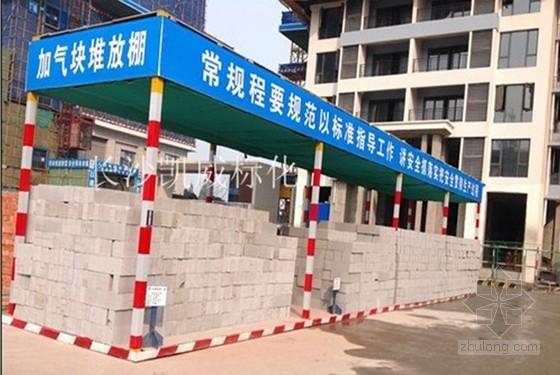 [湖南]建筑工程标准化、定型化安全防护设施图集