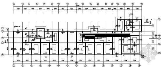 某学生公寓结构施工图纸