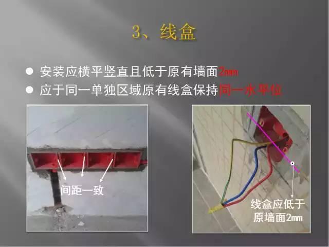 室内装修工程工艺流程图文解析_15