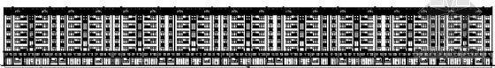 某六层商住楼建筑扩初图