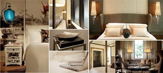 [廊坊]高档豪华五星级酒店总裁会所概念设计方案卧室概念图