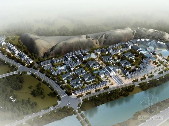 [西安]传统中式风格综合型养老基地规划设计方案文本(知名建筑设计院)
