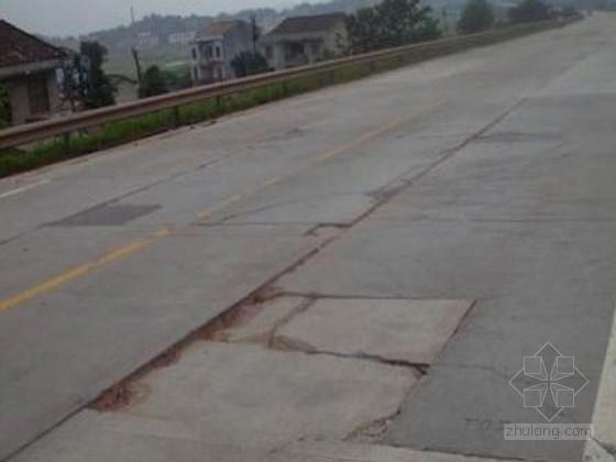 高速公路工程旧路面连续病害处治施工方案