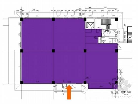 [陕西]最大多元化服务性跨国公司办公楼装修设计概念方案