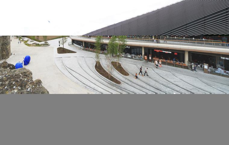 水印西码头混合型多功能建筑-19