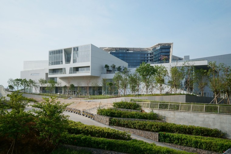 深圳海上世界文化艺术中心-1