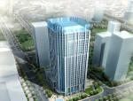 [江苏]南京百汇国际办公楼方案(CAD+文本)