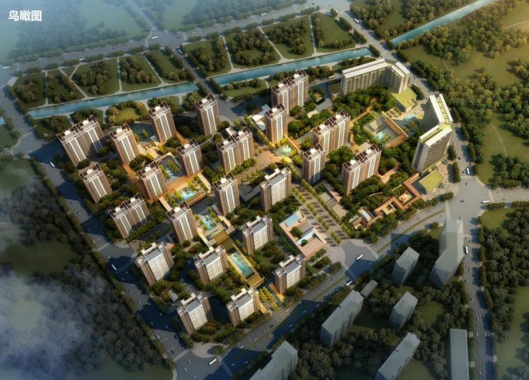 [北京]金隅丰台长丰店生态城设计概念文本(DC国际)