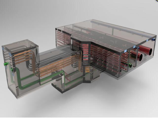 创新杯BIM大赛地下综合管廊项目文件(PPT,模型,BIM视频演示)