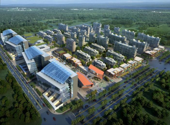 [上海]万科虹桥11号地块项目规划设计方案文本(PDF+131页)