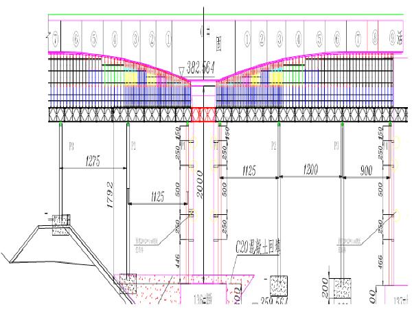 铁路特大桥(37+64+37)m连续梁支架法专项施工方案(48页)