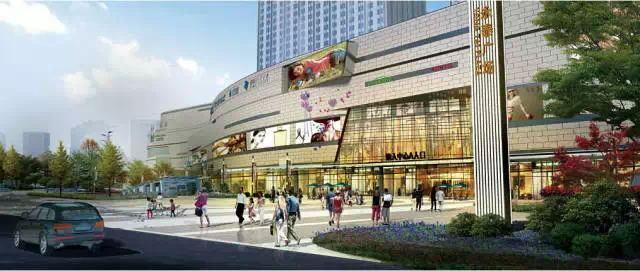 正确看待商业街景观设计