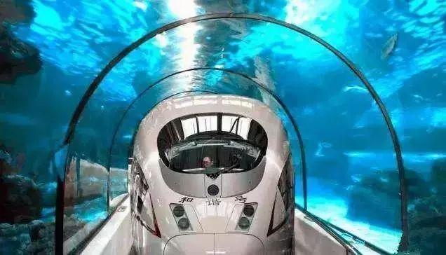 世界上最炫酷的27条海底隧道!日本最长、挪威最多。。。