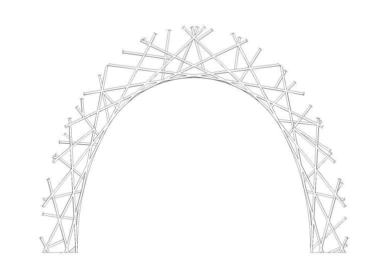 [鸟巢-国家体育馆]全套建筑结构施工图图纸