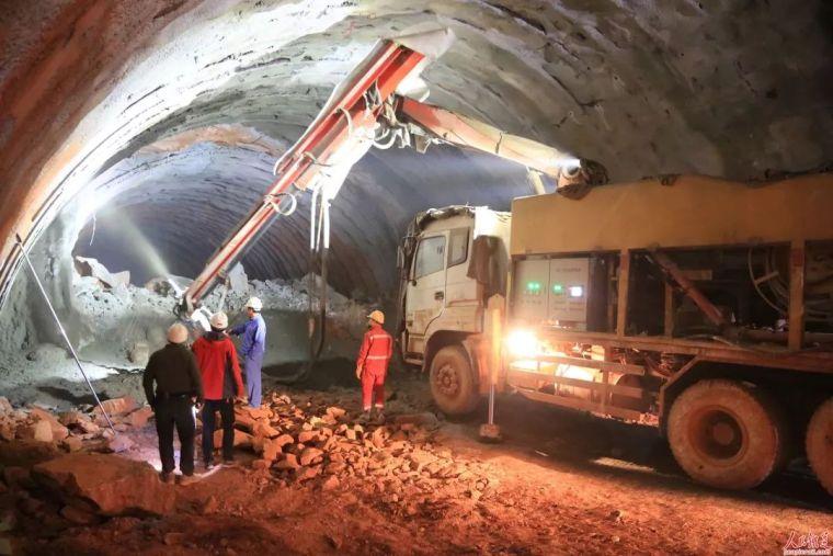 隧道工程施工安全技术(交底)