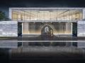 [浙江]杭州未来城居住区景观方案设计(山水比德,新中式)