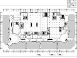 万达广场购物中心室内设计施工图(附效果图)