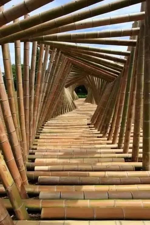 [创意设计]景区造个这样的创意桥,游客肯定忘不了!_7