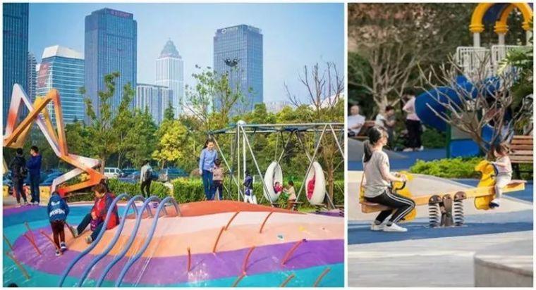 景观与儿童乐园的融合创意分享!