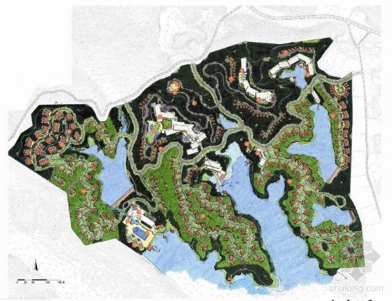 [SWA]南京度假区规划设计全套方案