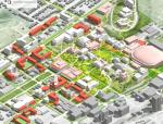 [国外]生态活力大学景观概念方案