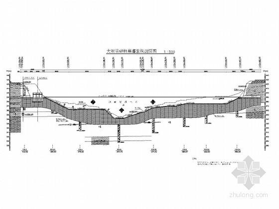 [四川]沥青混凝土心墙碾压石渣坝施工方案