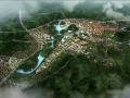 [广东]生态型城市核心区概念性规划设计方案文本