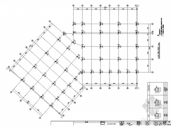 [浙江]地上二层框架结构住宅楼结构施工图