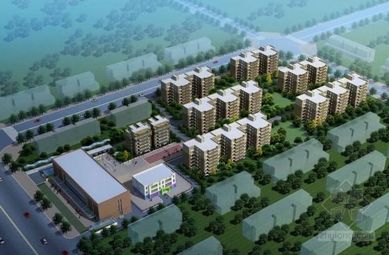 [山东]居住区配套重力污水管线工程预算书(附图纸)