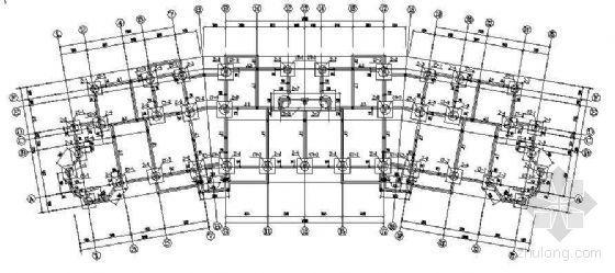武汉某组团砌体结构施工图纸