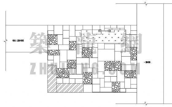 休息平台施工图(二)