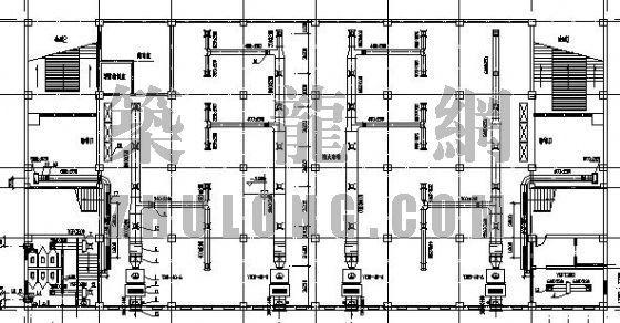 中型商场中央空调设计