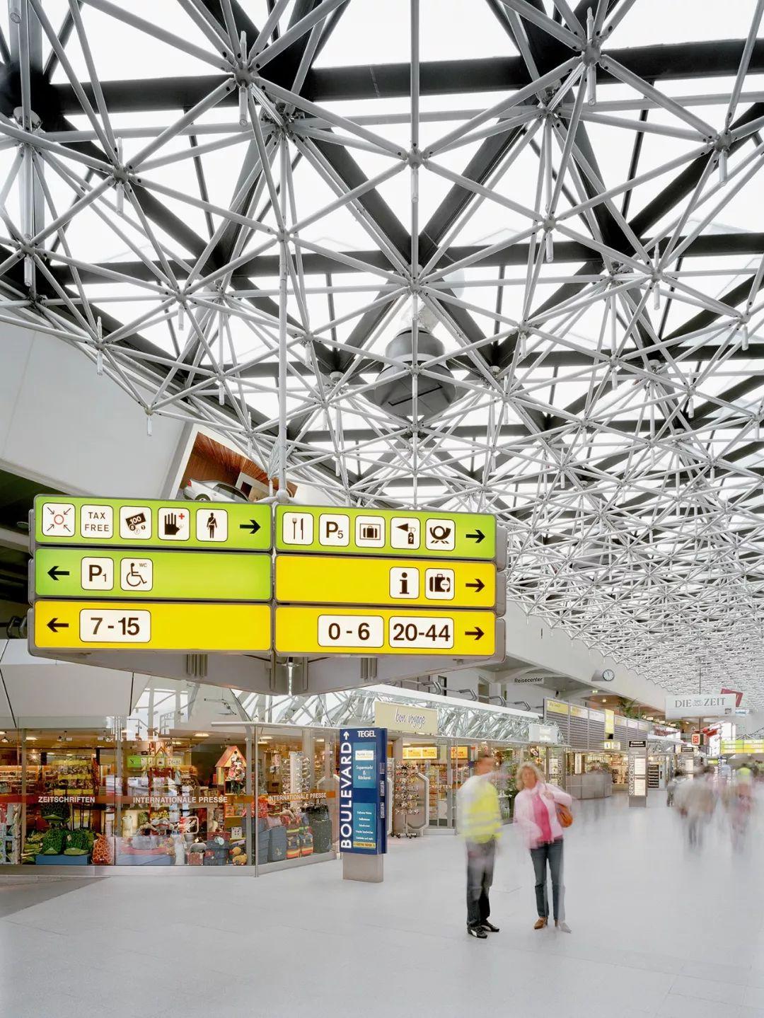 建筑遗产|柏林泰格尔机场列入文物保护建筑清单_12
