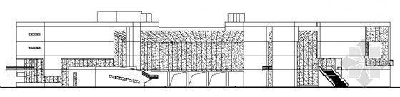 中国矿业大学科技博物馆建筑施工图