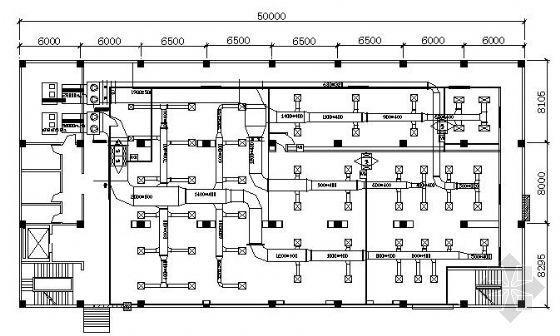 某车间净化空调施工图