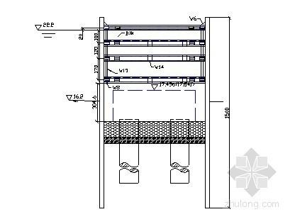 [江苏]公路大桥水中钢板桩围堰施工方案及计算书
