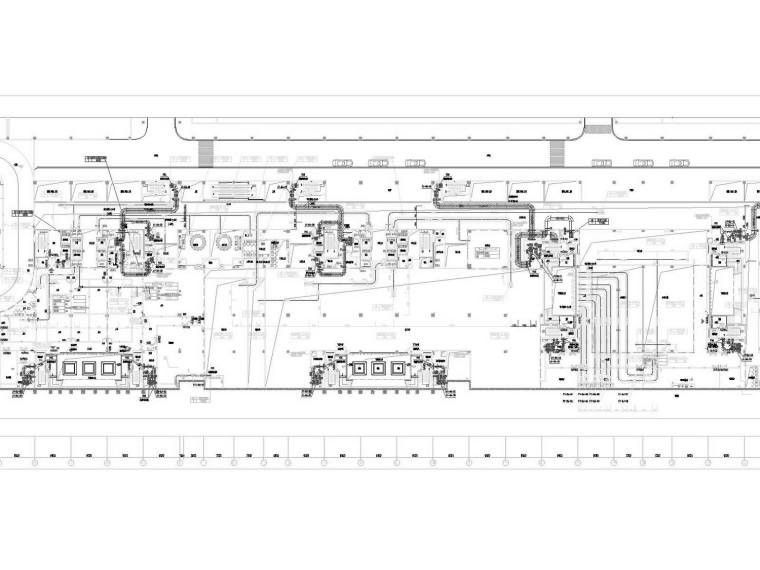 [江苏]地下空间通风及防排烟系统设计施工图